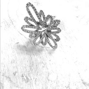 Swarovski size 6 ring